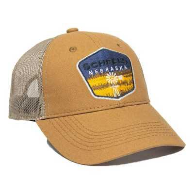 Adult SCHEELS Nebraska Patch Hat