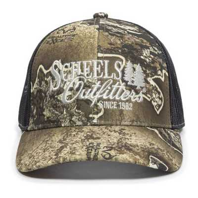 Scheels Outfitters Realtree Excape Cap