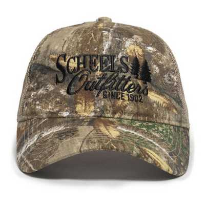 Men's Scheels Outfitters Realtree Edge Cap