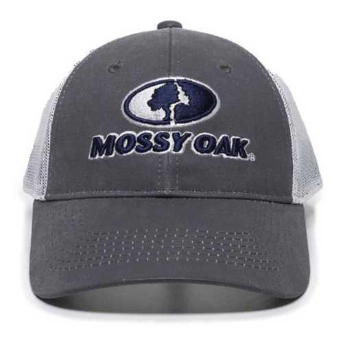 Men's Mossy Oak Logo Cap
