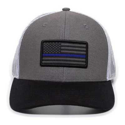 Outdoor Cap Company Thin Blue Line Cap