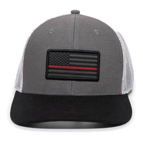 Outdoor Cap Company Thin Red Line Cap