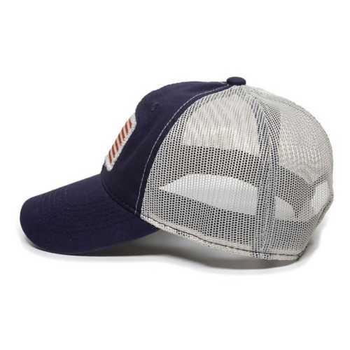 Outdoor Cap Company Americana Patch Cap