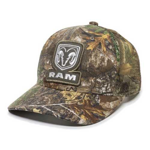 Men's Ram Realtree Edge Cap