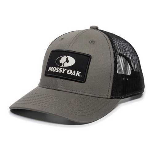 Men's Mossy Oak Logo Patch Cap