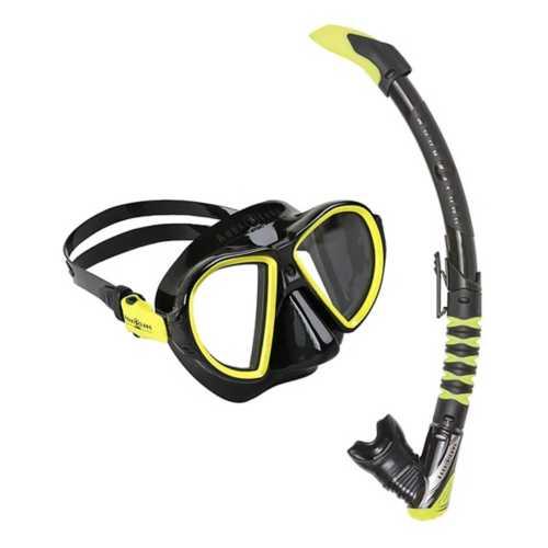 Adult Aqua Lung Duetto Snorkel Combo