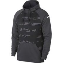 Men's Nike Dry Striped Camo Training Hoodie