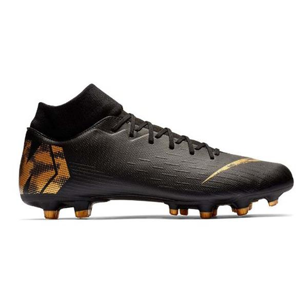 buy popular 40dda c4a72 Black Metallic Vivid Gold Tap to Zoom  Nike Superfly 6 MG Soccer Cleats