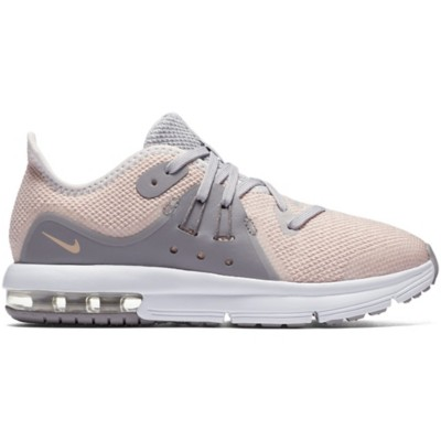 03551fb411e Preschool Girls  Nike Air Max Sequent 3 Running Shoes