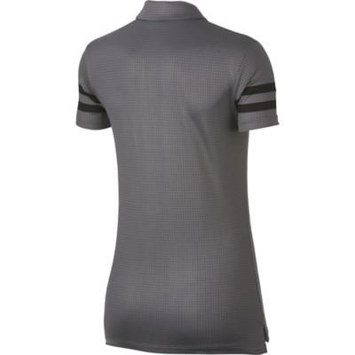 Women's Nike Dry Printed Golf Polo