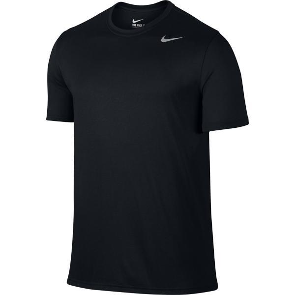 26986c39d1 ... Men s Nike Dri-Fit Training T-Shirt Tap to Zoom  Black Silver