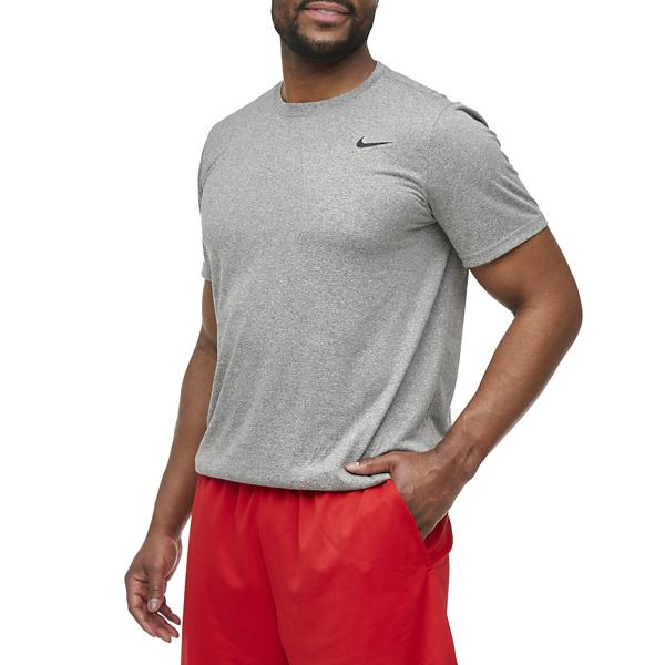 d11b6e93 ... Men's Nike Team Legend Training T-Shirt Tap to Zoom; Black/Silver Tap  to Zoom; Carbon Heather Tap to Zoom; White/Black