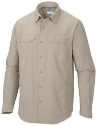 Men's Columbia Silver Ridge Long Sleeve Shirt