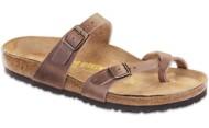 Women's Birkenstock Mayari Oiled Leather Sandals