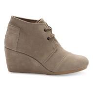 Women's Toms Desert Wedge Boots