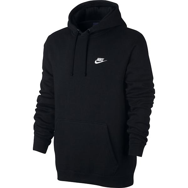 9ad5d1911 Tap to Zoom; White Tap to Zoom; Pink Gaze/White Tap to Zoom; Men's Nike  Club Fleece Hoodie