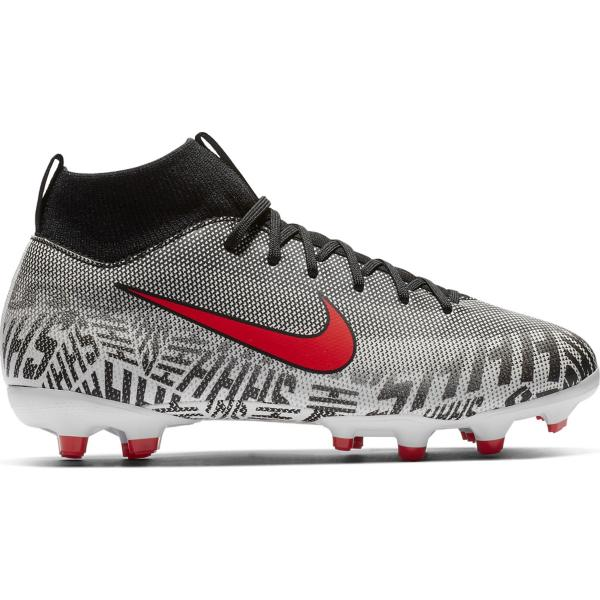 ad0648d21 ... Preschool Nike Neymar Jr. Superfly 6 Academy MG Soccer Cleats Tap to  Zoom  White Challenge Red-Black