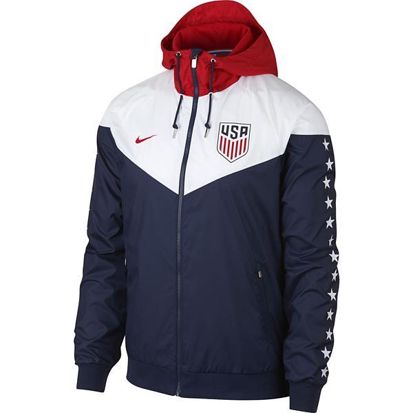c8e85670fc7c Men s Nike Sportswear USA Windrunner Jacket