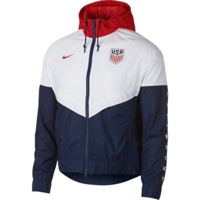 Women's Nike USA Windrunner Jacket