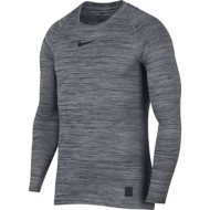 Men's Nike Pro Long Sleeve Fitted Top