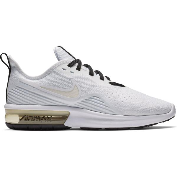 b3c94e3add45 ... Women s Nike Air Max Sequent 4 Running Shoes Tap to Zoom  White Pale  Ivory