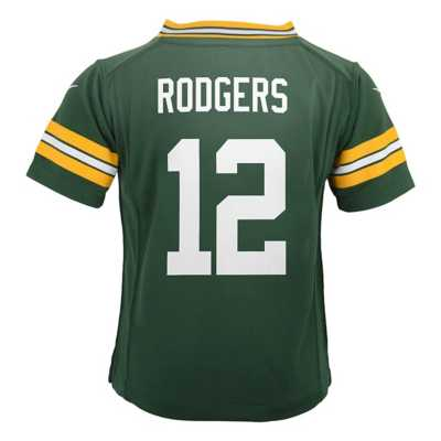 Toddler Nike Green Bay Packers Aaron Rodgers Game Jersey