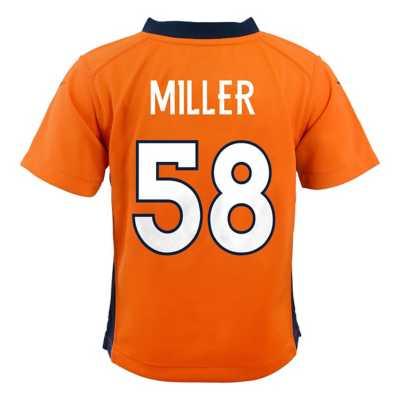 Toddler Nike Denver Broncos Von Miller Game Jersey