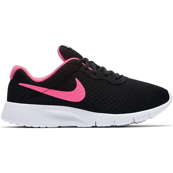 3317391288e942 ... Grade School Girls  Nike Tanjun Shoes Tap to Zoom  Black Hyper Pink