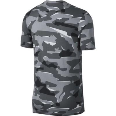 Men's Nike Sportswear Camouflaged Comfort T-Shirt