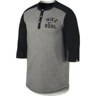 Men's Nike Baseball Henley