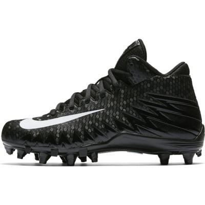 c0b4ab25a74 Gradeschool Boys  Nike Alpha Menace Varsity Mid Football Cleats ...