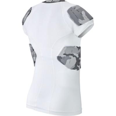 Men's Nike Pro Hyperstrong Core Camo Padded Football Shirt