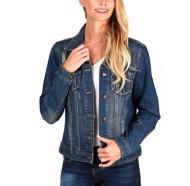 Women's Downeast Vintage Denim Jacket