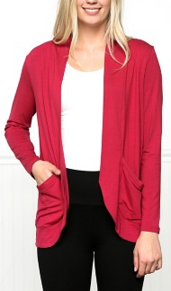 Women's Downeast Lace Up Cardi