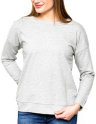 Women's Downeast Laced Back Sweatshirt