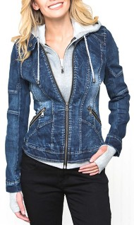 Women's Downeast Best Denim Jacket