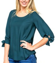Women's Downeast French Quarter Blouse