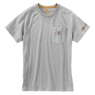 Men's Carhatt Force Cotton Delmont Short-Sleeve T-Shirt