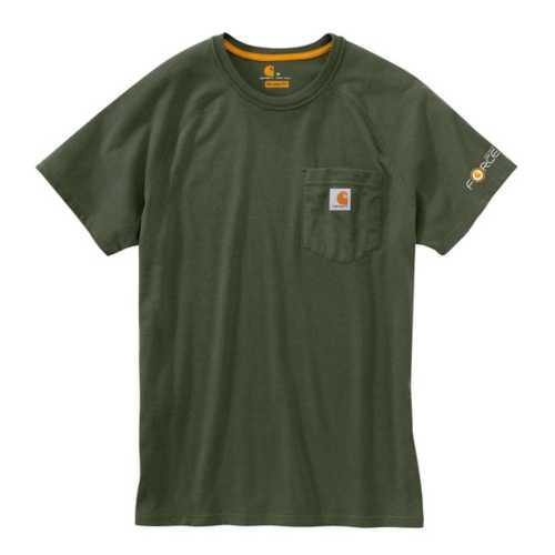 Men's Carhartt Force Cotton Delmont T-Shirt