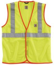 Men's Carhartt High-Visibility Class 2 Vest