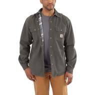 Men's Carhartt Weathered Canvas Shirt Jac