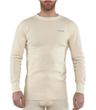 Men's Carhartt Base Force® Cotton Super-Cold Weather Crewneck Top