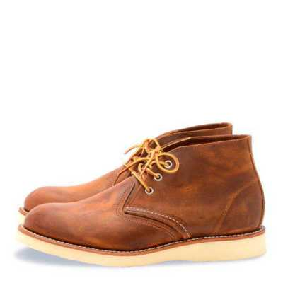 Men's Red Wing Work Chukka Boots