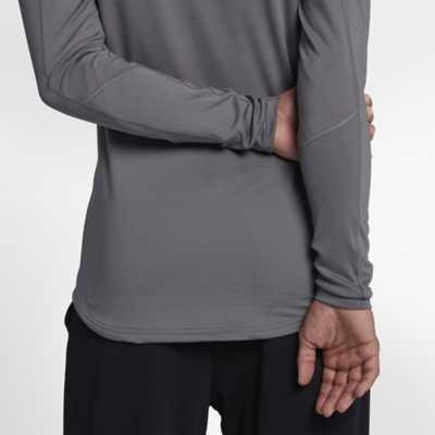 Men's Nike Pro Hyper Warm Long Sleeve Shirt