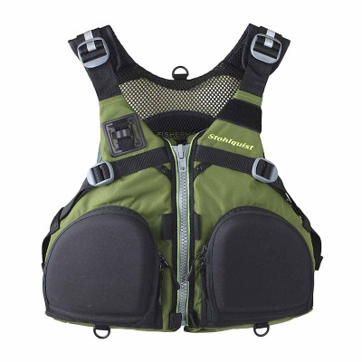 Adult Stohlquist Fisherman Lifevest