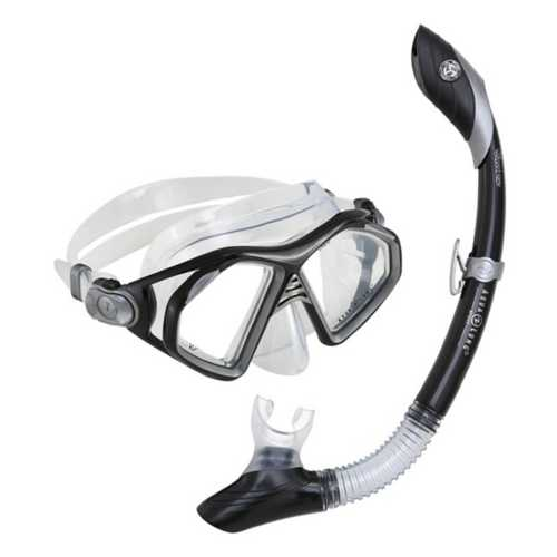 Adult Aqua Lung Trooper Snorkel Combo