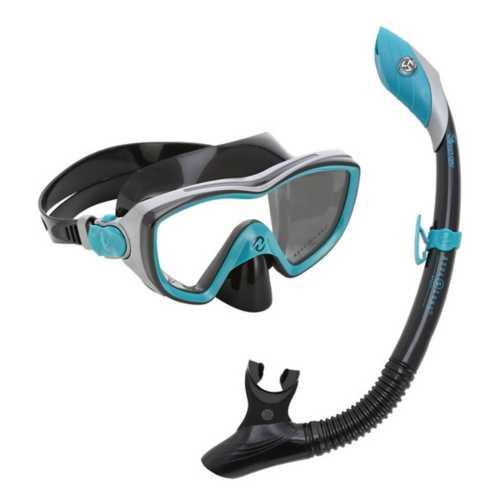 Women's Aqua Lung Bonita Snorkel Combo