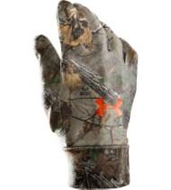 Men's Under Armour Camo ColdGear Liner Gloves