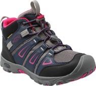 Grade School KEEN Girl's Oakridge Mid Waterproof Shoes
