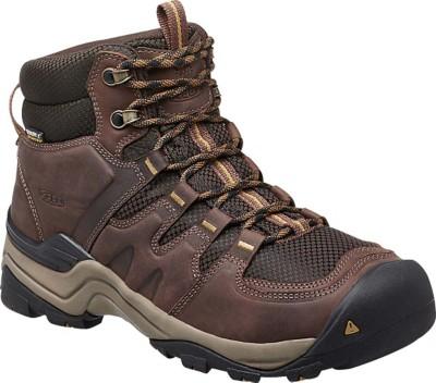 Men's KEEN Gypsum Mid Waterproof Hiking Shoes
